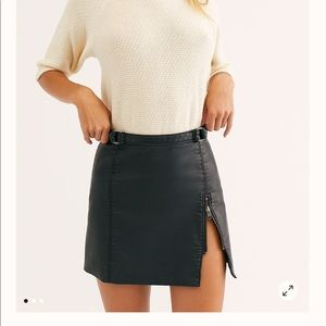 Free People Midnight Magic Skirt